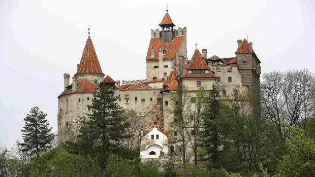 Bran Castle is commonly referred to as Dracula's Castle.
