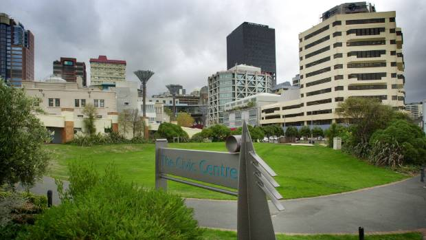 The potential sale of Jack Ilott Green in Wellington's CBD has prompted a public outcry.