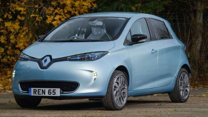 Renault Zoe Is Now The Only Pure Ev Available In Nz As A New Car