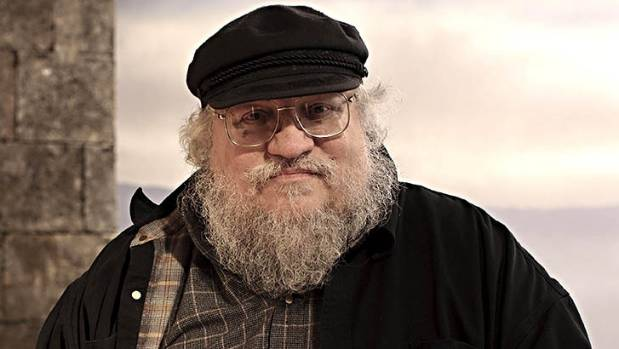 Game of Thrones' author George RR Martin to host World Sci-Fi Convention in NZ
