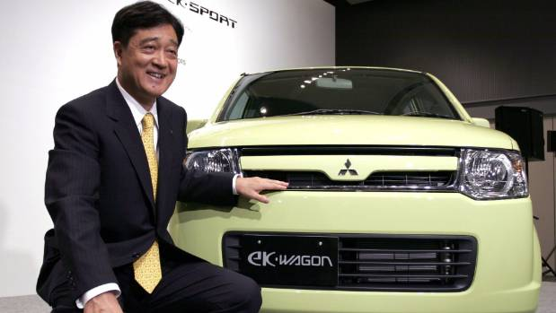 Five things to know about Mitsubishi scandal | Stuff.co.nz