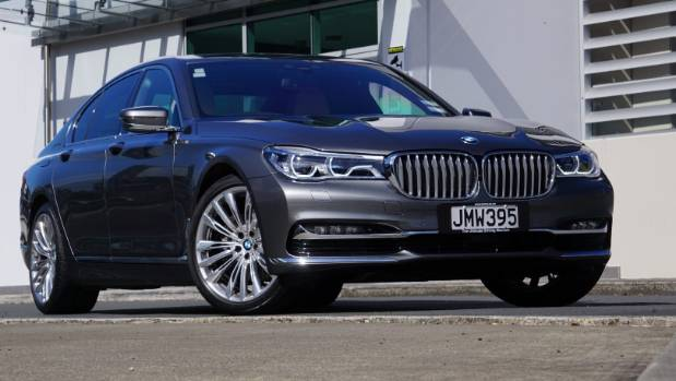 seven things you need to know about the new bmw 740d xdrive. Black Bedroom Furniture Sets. Home Design Ideas