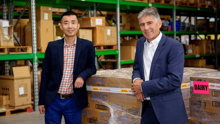 Kiwi distributor plans for over 100 stores in China | Stuff