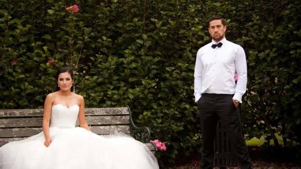 A haka performed at Jackson and Jennifer Tamaariki's wedding earlier this month has had more than 1000 hits on YouTube.