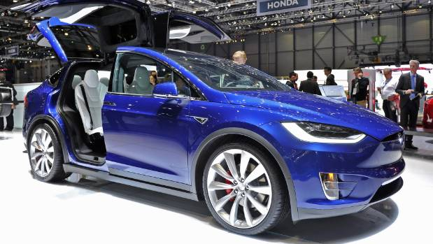tesla to recall 53 000 cars over parking brake issue stuff co nz