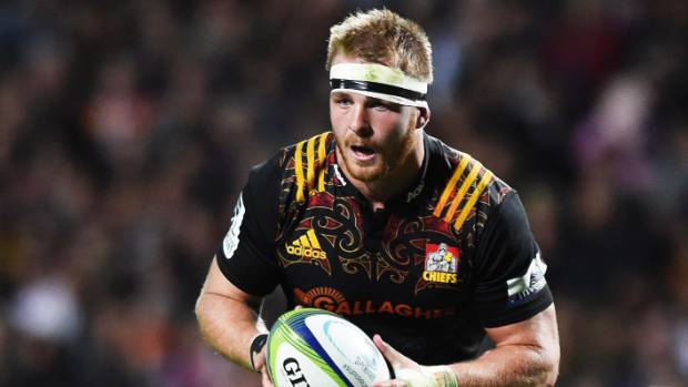 The performance of Chiefs flanker Sam Cane will be critical to the outcome of Saturday's clash with the Hurricanes.
