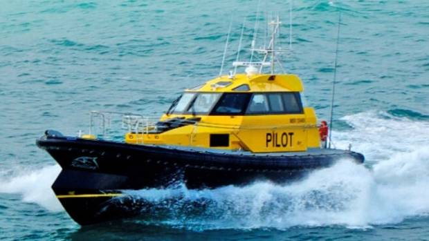 Timaru's new $2.4m self-righting pilot boat will have two Yanmar engines and a French designed Pantocaren hull.