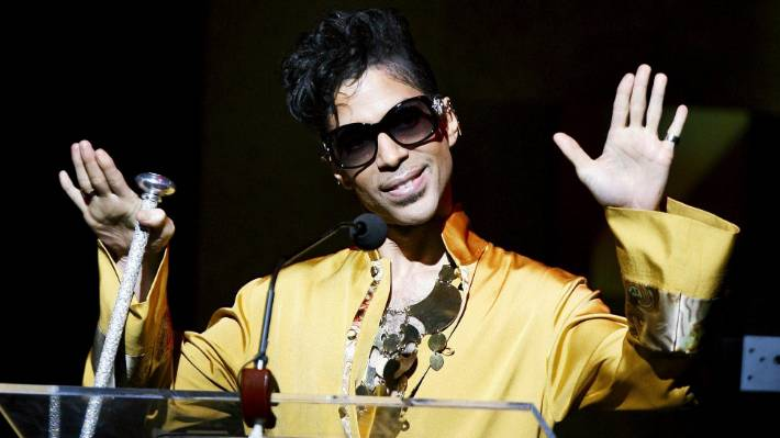 Prince sold more albums than anyone in 2016, even Adele