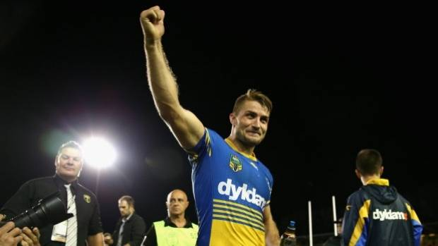 Kieran Foran started with a bang at the Eels, but only lasted a few games before being released last year.