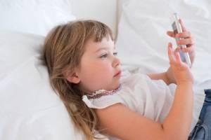 In 1970, children began watching TV at age 4. Today, children start using tech at 4 months.