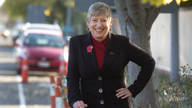 Lianne Dalziel has announced she will run for another term as Christchurch's mayor.