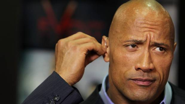 "Dwayne ""The Rock"" Johnson's male co-stars on Fast 8 are making his blood boil."