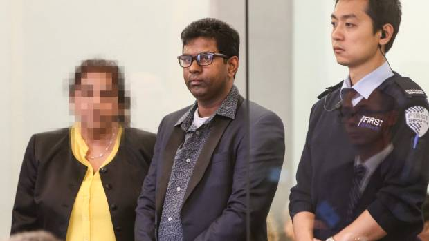 Convicted double murderer Kamal Reddy was caught by a complex undercover investigation- played out in court.