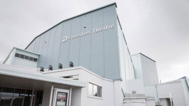 Founders Theatre in Hamilton was closed in March 2016 because of safety concerns with the flying system. Hamilton City ...
