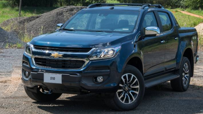 New Holden Colorado goes American | Stuff co nz