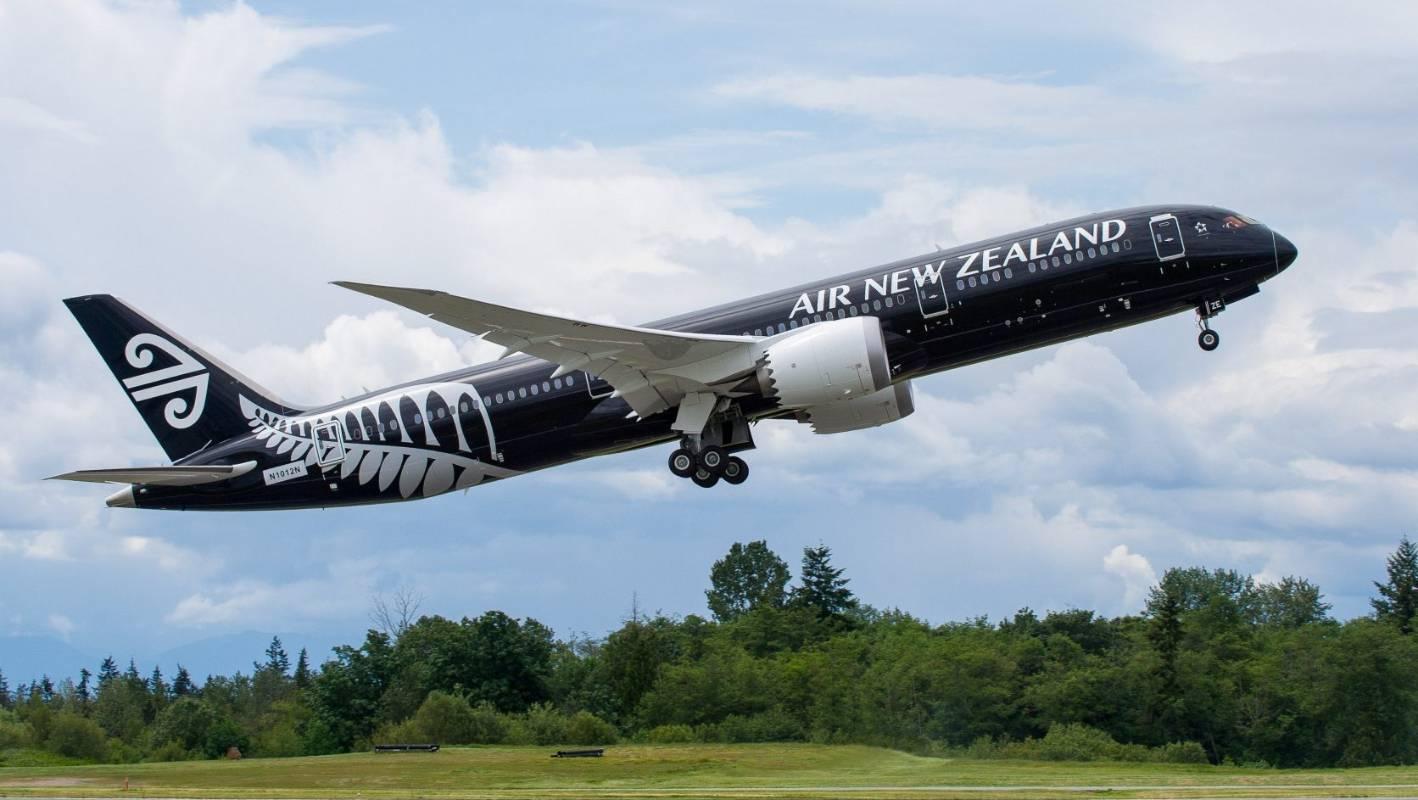 Air Nz Eyeing Chengdu As Next Destination Report Says