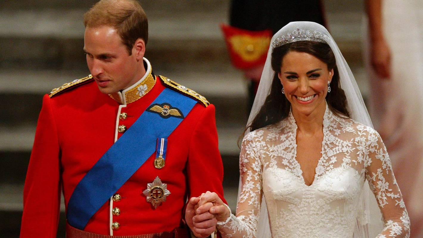 d08db637afa H M is selling a replica of Kate Middleton s wedding dress
