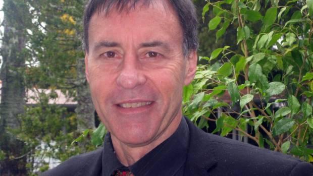 Former Dargaville High School principal  David Bargh.