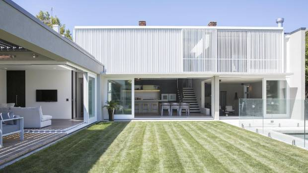 This Herne Bay house alteration by Gerrad Hall Architects was another winner.