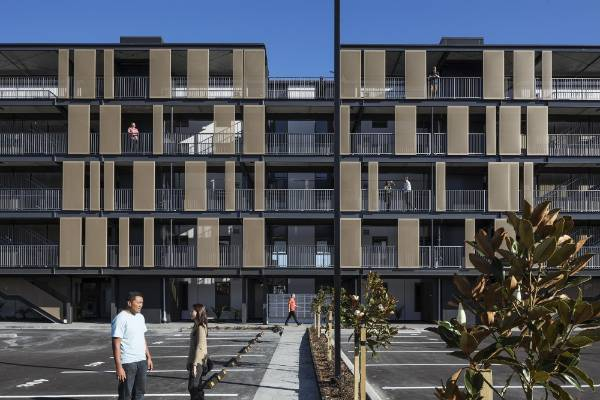 Housing - multi unit: Ilico, Stonefields, by Warren and Mahoney Architects