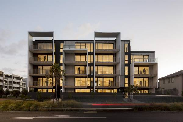 Housing - multi unit: Altera, Stonefields, by Warren and Mahoney Architects