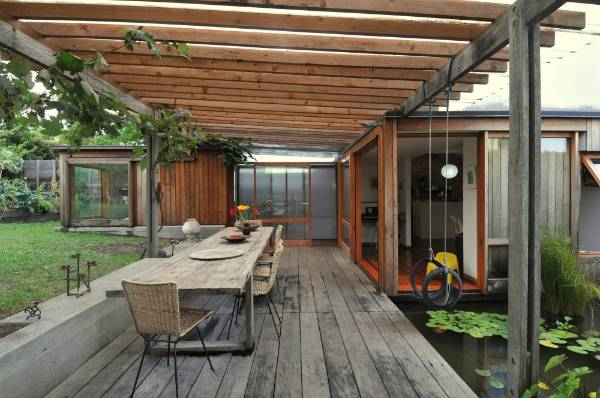 Housing - additions and alterations: Belmont Garden Room, Belmont by Mitchell & Stout Architects