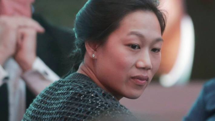 Priscilla Chan opens up in rare interview | Stuff co nz
