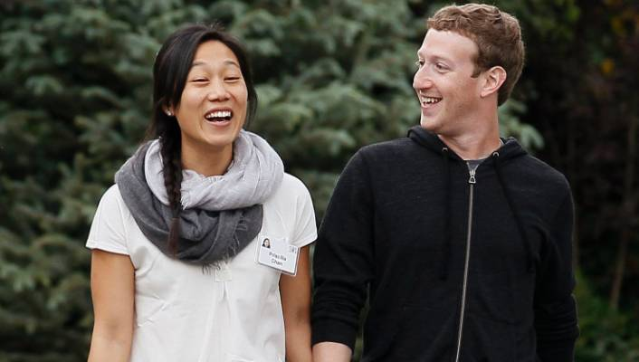 Facebook's Mark Zuckerberg and wife expecting a second