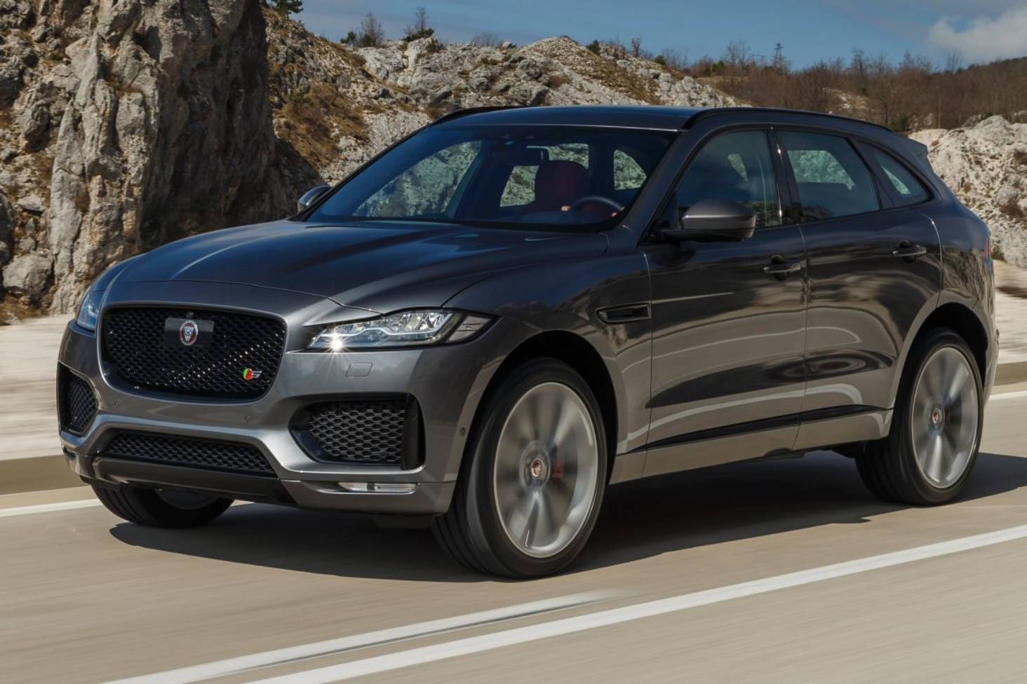 Jaguar F Pace Takes The Road Already Travelled By Storm Stuff Co Nz