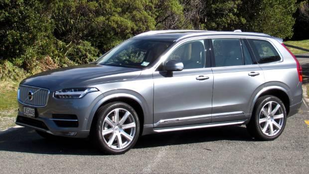 Kiwis buying hybrid Volvo SUV without test drive   Stuff.co.nz