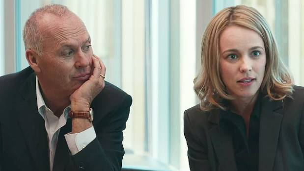 Spotlight, starring Rachel McAdams and Michael Keaton, tells the true story of a team of journalists who uncovered ...