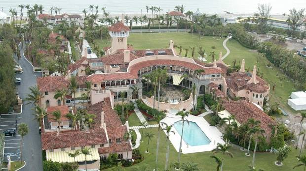 When they tire of campaigning, the Trumps can skip off to their waterfront compound in Palm Beach, Florida.