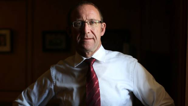 Opposition leader Andrew Little says the priority should not be assessing eligibility of Housing NZ tenants to address ...