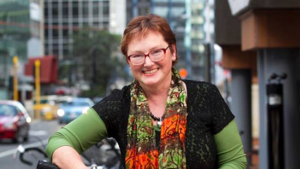 Wellington city councillor Sarah Free said many of the recipients of the most recent round of funding from the Built ...