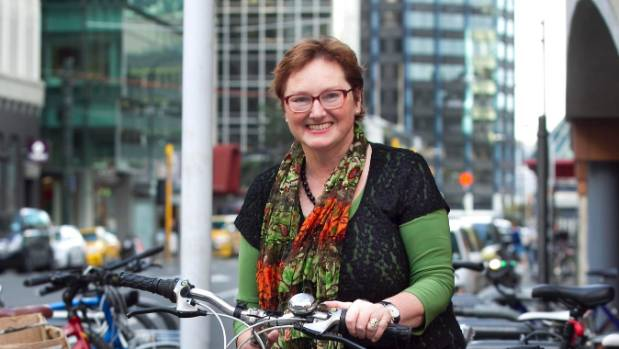 Wellington city councillor Sarah Free hopes Greater Wellington Regional Council will review its fare proposals.