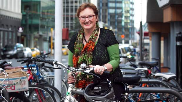 Wellington city councillor Sarah Free says the council still thinks contraflow lanes could be a good idea, but there was ...