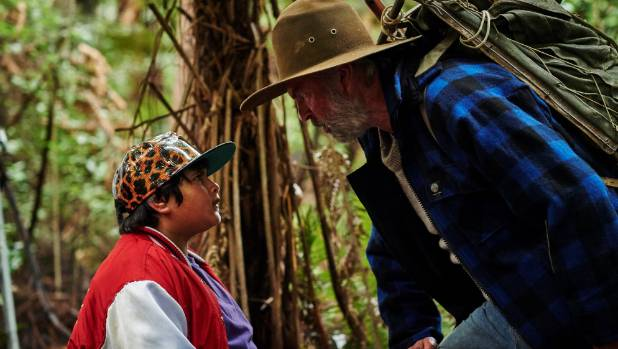 Hunt for the Wilderpeople opens in the US today.