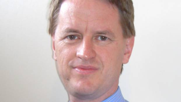 Author Dr Michael Naylor, a senior lecturer in finance and insurance at Massey University.