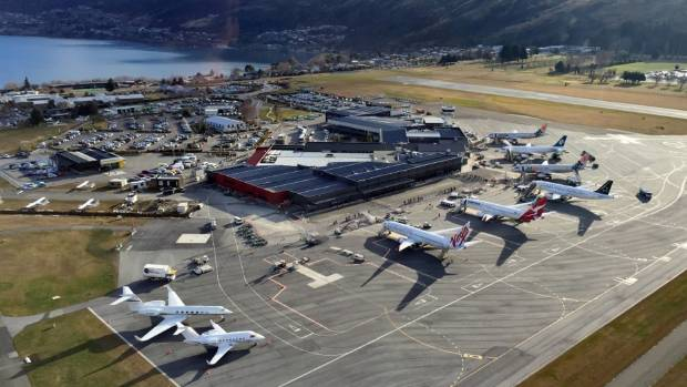 Air New Zealand successfully operated the first evening flight into Queenstown on Saturday in preparation for scheduled ...
