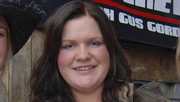 Liam Edwards left behind wife Jaimee, pictured, and a five-week-old son.