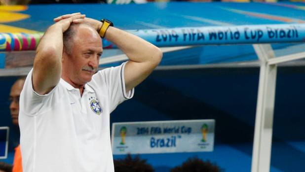 Former Brazilian coach Luiz Felipe Scolari was investigated by Portuguese authorities for tax fraud, but the case was ...