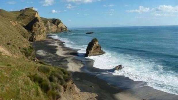 The Onetai Station in Taranaki includes some spectacular coastal scenery but had a remarkable inventory of pests.