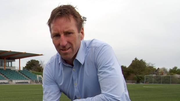 Otago Cricket chief executive Mike Coggan.