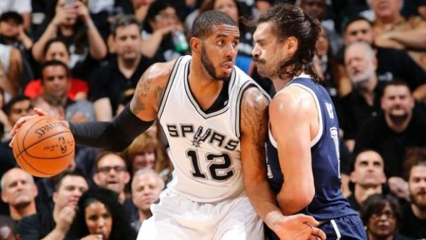 Spurs win battle of reserves over Warriors