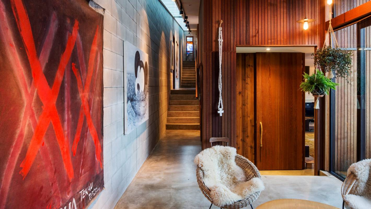 E-Type house is winning solution for architect's own family