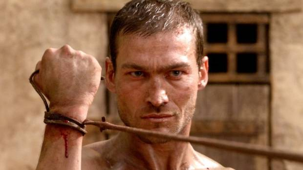 Spartacus: Blood and Sand star Andy Whitfield is the subject of a new documentary Be Here Now.