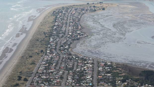 The Christchurch City Council said previous flood modelling for floor levels did not account for the effect of flooding ...