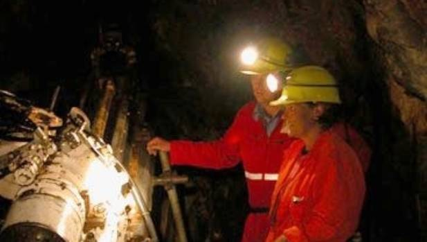 New Talisman hopes to secure a major Chinese backer for its plans to reopen Talisman gold mine.
