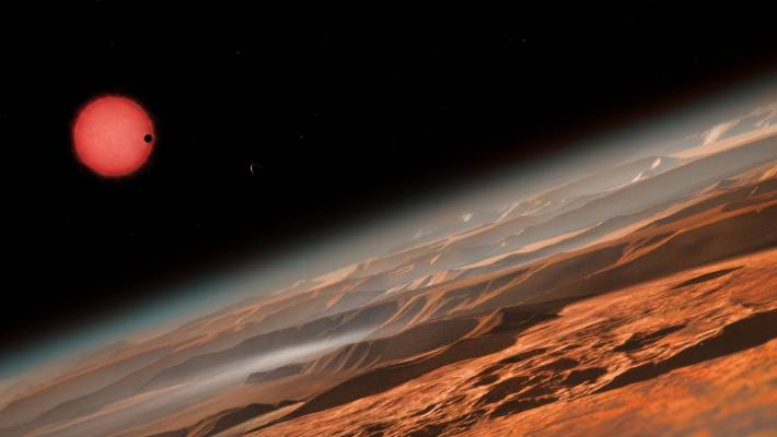 Scientists say they've confirmed Earth-sized planets orbit ...
