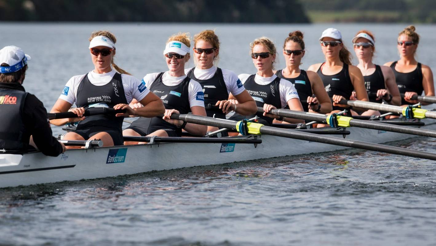 Olympic Power Rankings: Women's rowing eight looking to ...